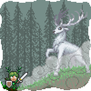 Stag Battle