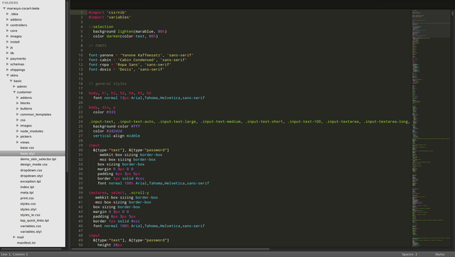 sublime-text-2-screenshot